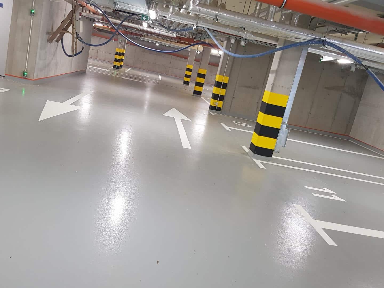 Parking podziemny Skawina